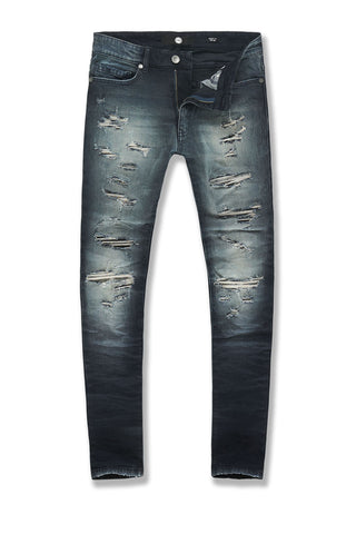 Sean - Abyss Denim (Midnight Blue)