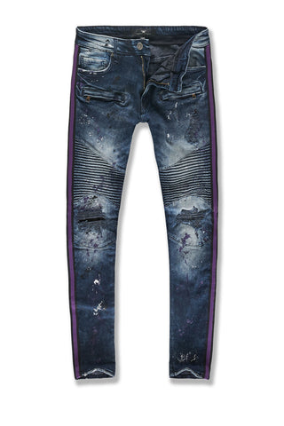 Sean - Renegade Moto Denim (Dark Concord)