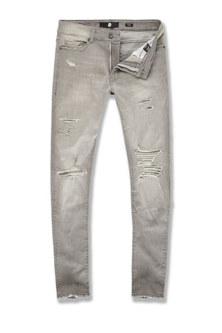 Sean - Athens Denim (Cement Wash)