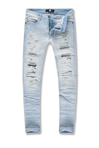 Sean - Abyss Denim (Ice Blue)