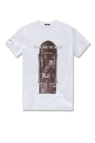 Death & Miser T-Shirt (White)