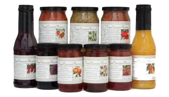 New Canaan Farms Jams and Jellies