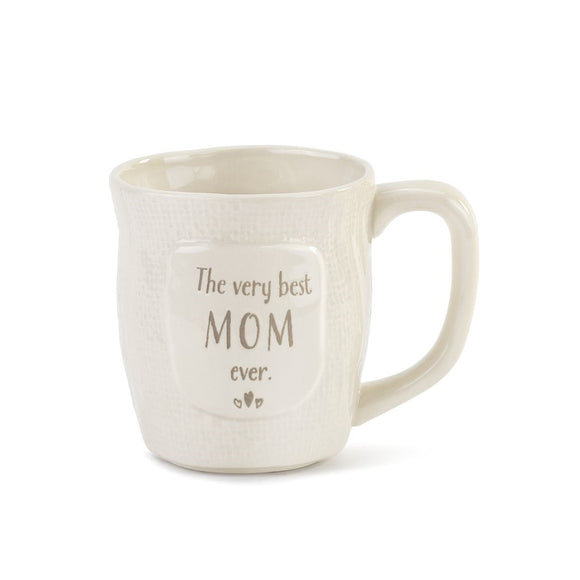 Best Mom Ever Mug Demdaco - D & D Collectibles