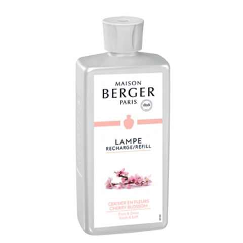 Maison Berger Cherry Blossom Fragrance 500 ml formerly Lampe Berger - D & D Collectibles