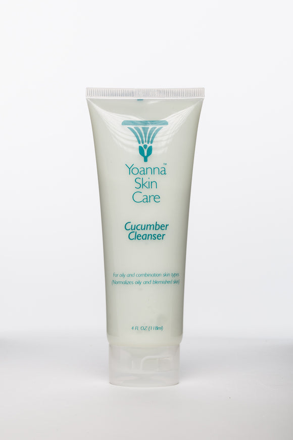 Cucumber Cleanser 4oz by Yoanna SkinCare - D & D Collectibles