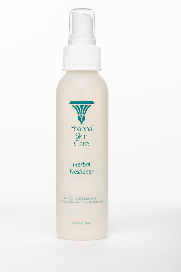Herbal Freshener 4 oz by Yoanna SkinCare - D & D Collectibles