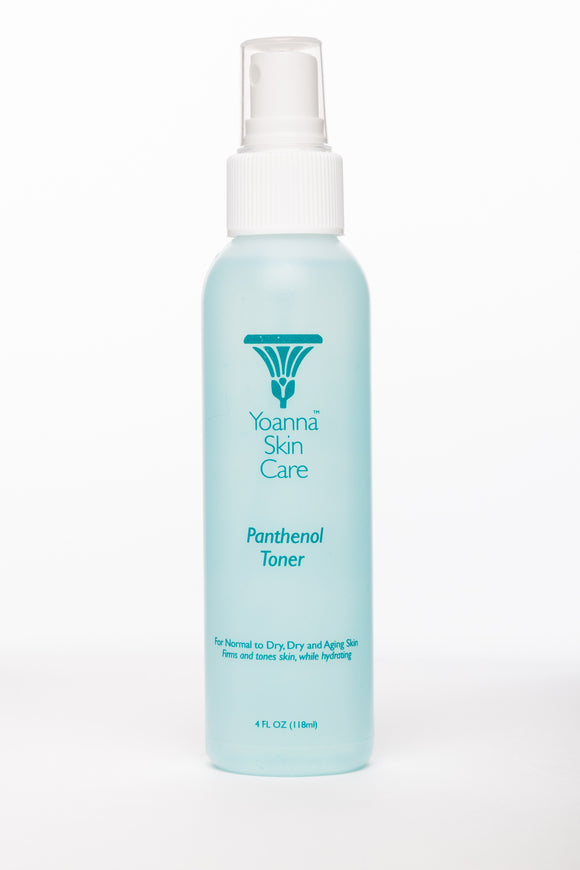 Panthenol Toner 4 oz by Yoanna SkinCare - D & D Collectibles