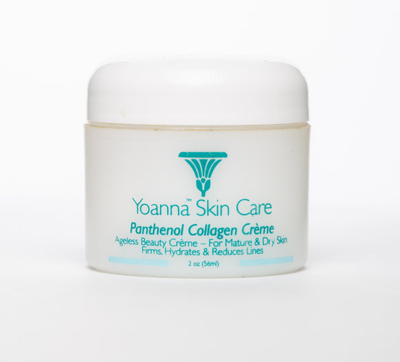 Panthenol Collagen Creme 2boz by Yoanna SkinCare - D & D Collectibles