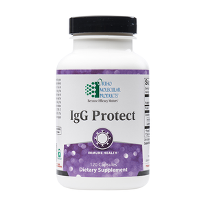 Ortho Molecular IgG Protect (120 Capsules) - D & D Collectibles
