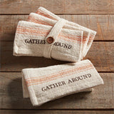 Thanksgiving Napkin Set of 4 Cotton by Mud Pie