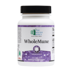 Ortho Molecular WholeMune (30 Capsules) - D & D Collectibles