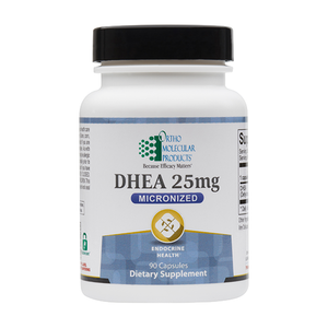 Ortho Molecular DHEA 25mg (90 Capsules) - D & D Collectibles