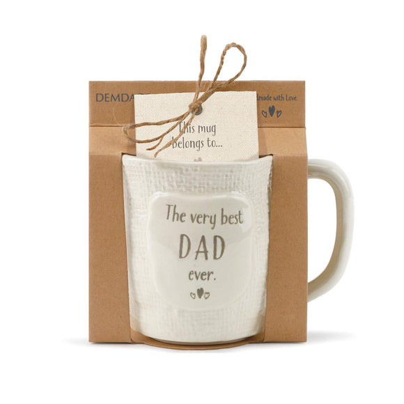 Best Dad Ever Mug Demdaco - D & D Collectibles