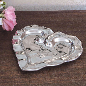 Vento Heart Plate - D & D Collectibles