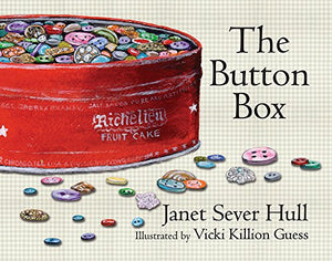 The Button Box by Janet Sever Hull Book - D & D Collectibles