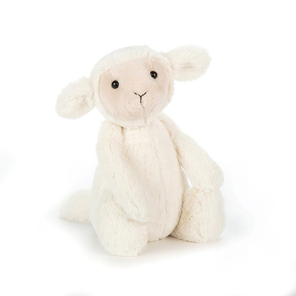 Bashful Lamb Medium by JellyCat - D & D Collectibles