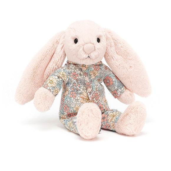 Bedtime Blossom Bunny by JellyCat - D & D Collectibles