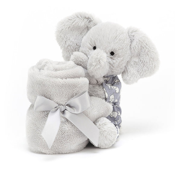 Bedtime Elephant Soother by JellyCat - D & D Collectibles