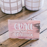 "Sweet Grace Collection ""Grace & Gratitude Sachet By Bridgewater - D & D Collectibles"