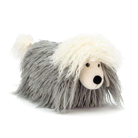 Charming Chaucor Dog by JellyCat - D & D Collectibles
