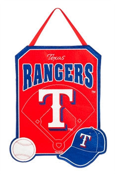 Texas Ranger Door Decor - D & D Collectibles