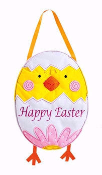 Happy Easter Door Decor - D & D Collectibles