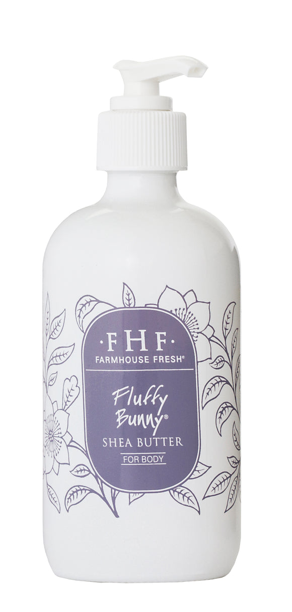 Fluffy Bunny Shea Butter Cream 8 oz by Farmhouse Fresh - D & D Collectibles