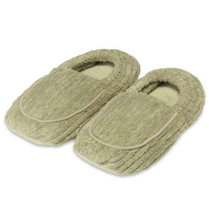 Warmies® Spa Green Warmies Slippers