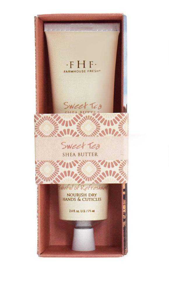 Sweet Tea Shea Butter Hand Cream by Farmhouse Fresh - D & D Collectibles