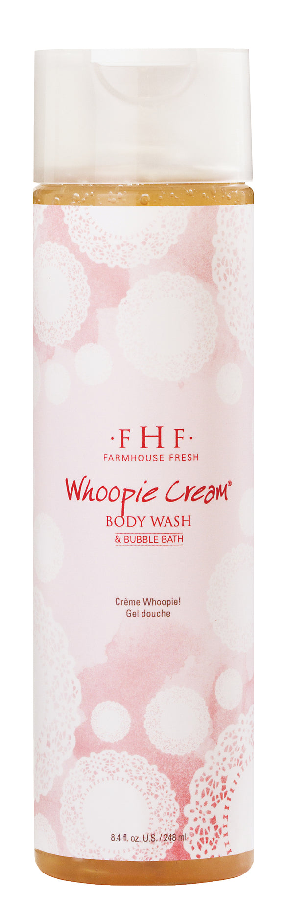 Whoopie Cream Body Wash 8.4 oz by Farmhouse Fresh