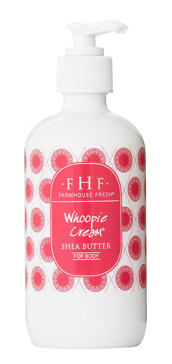 Whoopie Shea Butter Cream 8 oz by Farmhouse Fresh