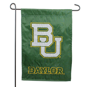 Garden Flag Baylor University Applique - D & D Collectibles