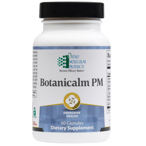 Ortho Molecular Botanicalm PM (60 Capsules) - D & D Collectibles