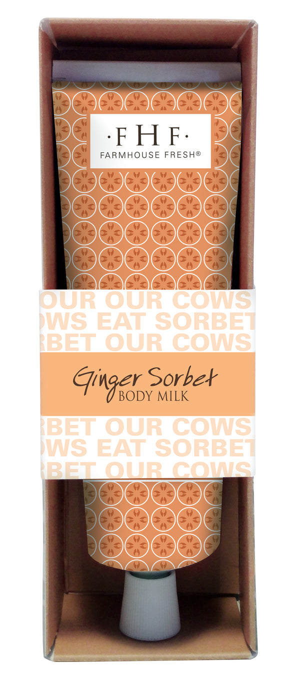 Ginger Sorbet Shea Butter Hand Cream by Farmhouse Fresh - D & D Collectibles