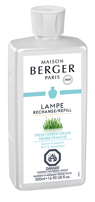 Maison Berger Fresh Green Grass  Oils 500 ml formerly Lampe Berger - D & D Collectibles