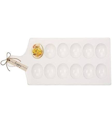 Deviled Egg Paddle Tray by Mud Pie