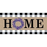 Copy of Sassafras Switch Mat Home Sweet Home by Evergreen