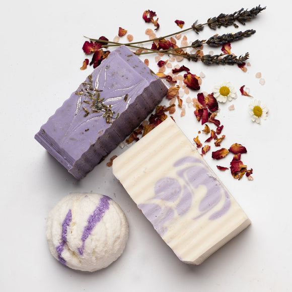 Lavender Shea Butter Soap by Buff City Soaps