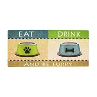 Be Furry Sassafras Switch Mat by Evergreen