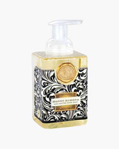 Honey Almond Foaming Hand Soap by Michel Design Works