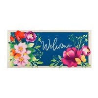 Sassafras Switch Mat Summer Floral by Evergreen