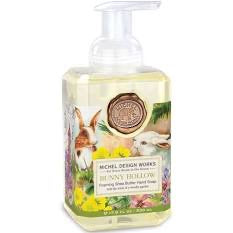 Bunny Hollow Foaming Soap by Michel Design Works