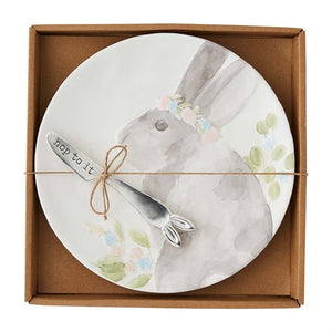 Easter Bunny Truck Cheese Sets by Mud Pie