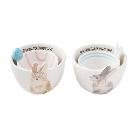 Easter Candy Bowl Sets by Mud Pie