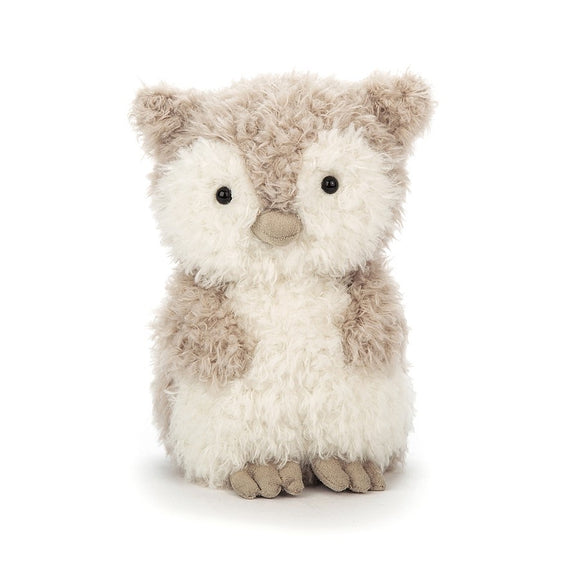 Little Owl by JellyCat - D & D Collectibles