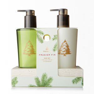 Thymes Frazier Fir  Sink Set
