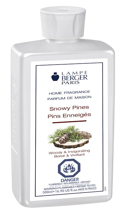 Maison Berger Snowy Pines Oil 500 ml formerly Lampe Berger - D & D Collectibles