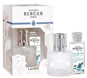 Maison Berger Lamp Set Aroma Happy formerly Lampe Berger - D & D Collectibles