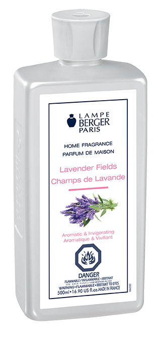 Maison Berger Lavender Fields Fragrance Oils 500 ml formerly Lampe Berger - D & D Collectibles