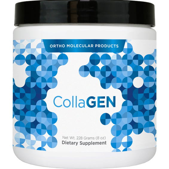 Ortho Molecular CollaGEN Powder 8 Oz - D & D Collectibles